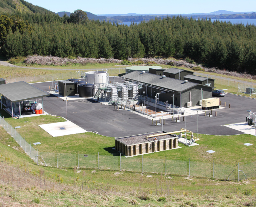 Rotoiti Water Treatment Plant